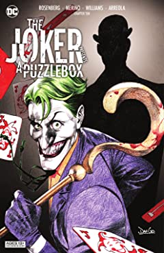 The Joker Presents: A Puzzlebox (2021-) #10: Director's Cut