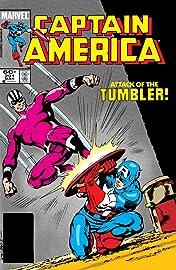 Captain America (1968-1996) #291