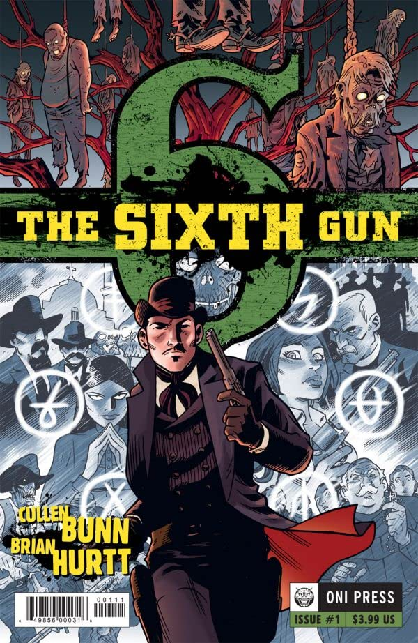 The Sixth Gun #1
