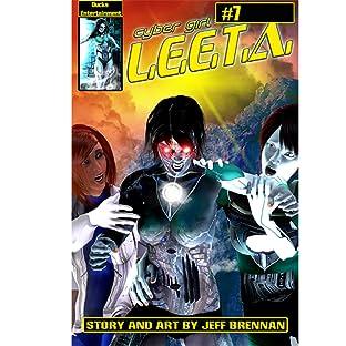 Cyber Girl L.E.E.T.A. #7