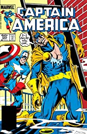 Captain America (1968-1996) #293
