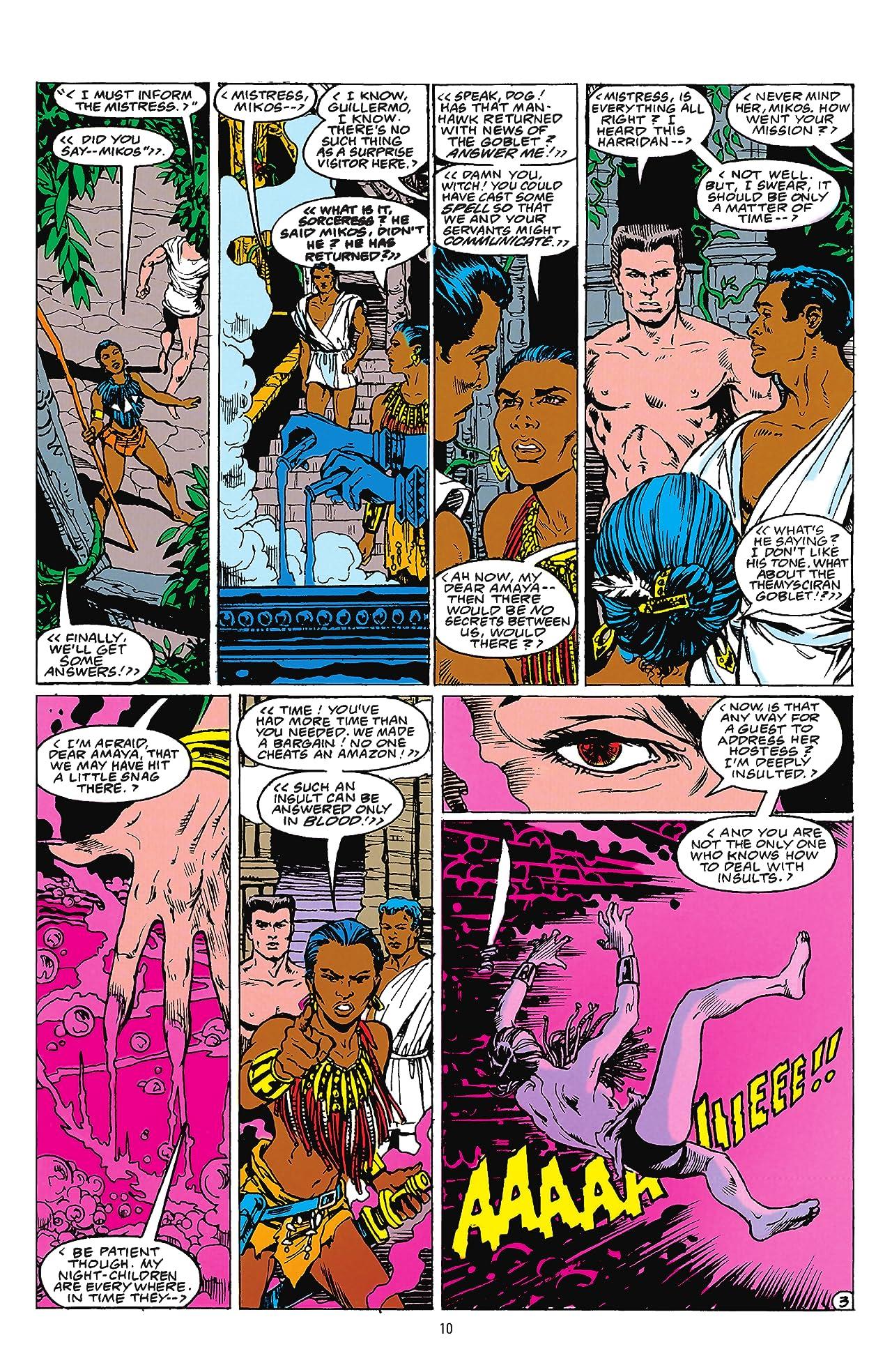 Wonder Woman by George Perez Vol. 6