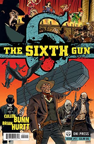 The Sixth Gun No.2