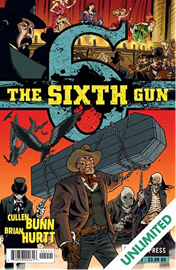 The Sixth Gun #2