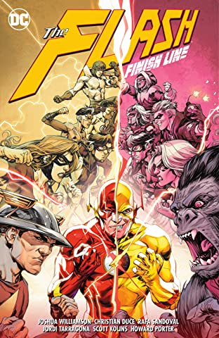 The Flash (2016-) Tome 15: Finish Line