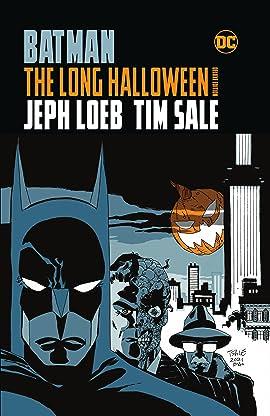 Batman: The Long Halloween: Deluxe Edition