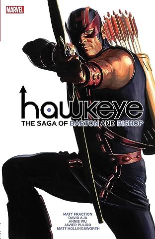 Hawkeye by Fraction & Aja: The Saga Of Barton And Bishop