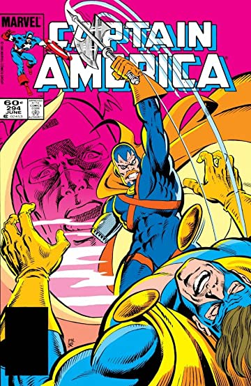 Captain America (1968-1996) #294