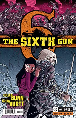 The Sixth Gun No.3