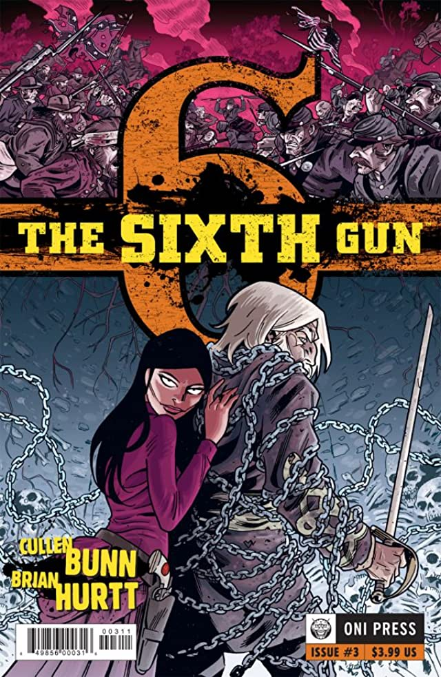 The Sixth Gun #3