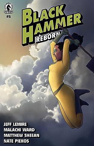 Black Hammer Reborn No.5