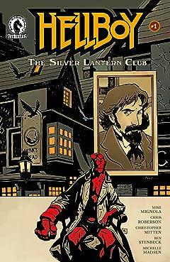 Hellboy: The Silver Lantern Club No.1