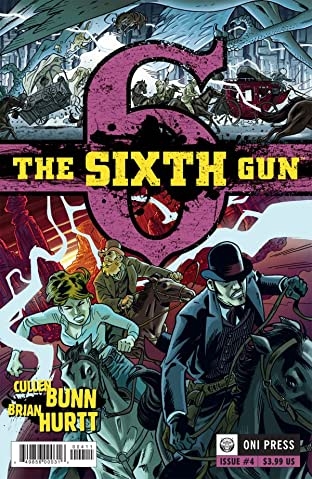 The Sixth Gun #4