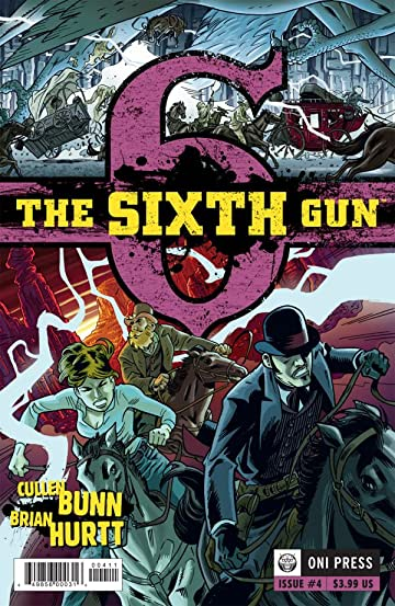 The Sixth Gun #4