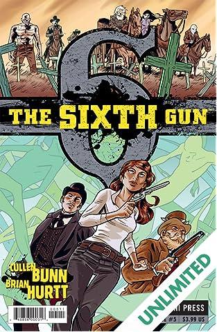 The Sixth Gun #5
