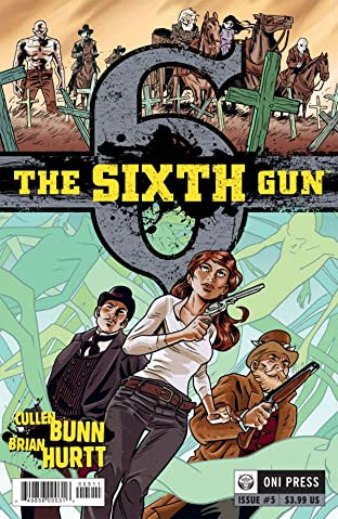 The Sixth Gun No.5
