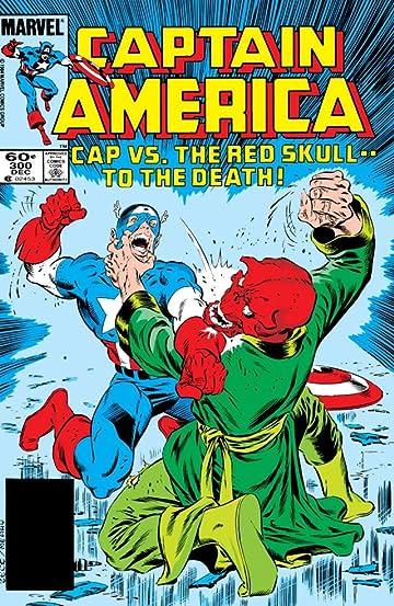 Captain America (1968-1996) #300