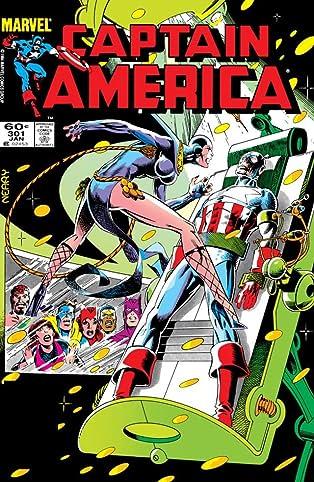 Captain America (1968-1996) #301