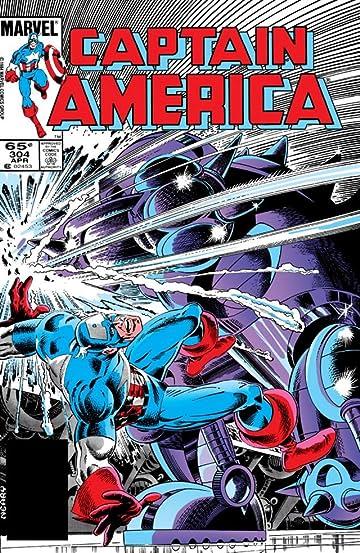 Captain America (1968-1996) #304