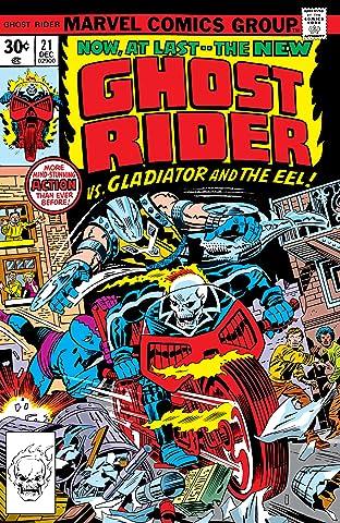 Ghost Rider (1973-1983) #21