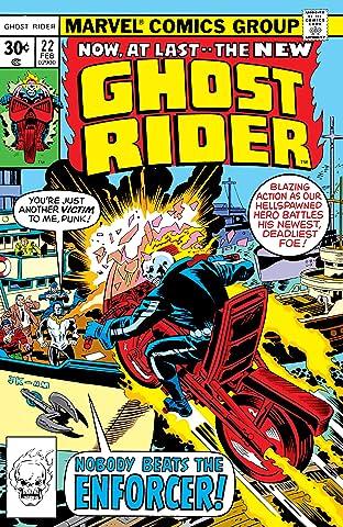 Ghost Rider (1973-1983) #22