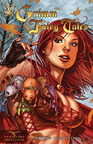 Grimm Fairy Tales No.27