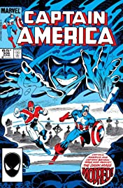 Captain America (1968-1996) #306