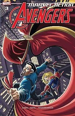 Marvel Action Avengers (2020-) #3