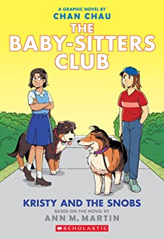 The Baby-Sitters Club Vol. 10: Kristy And the Snobs