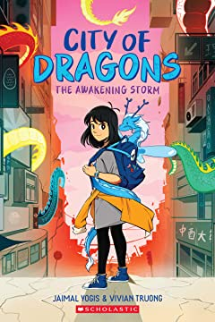City Of Dragons Tome 1: The Awakening Storm