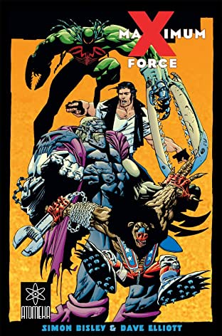 Maximum Force #1