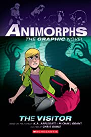 Animorphs Graphic Novels Vol. 2: The Visitor
