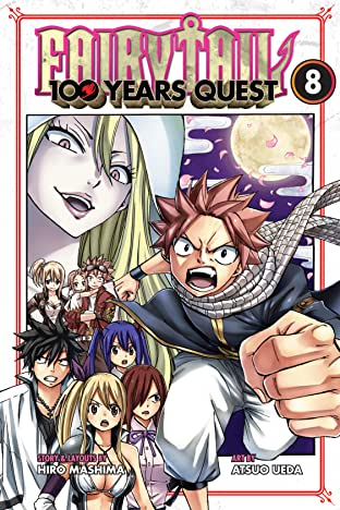 Fairy Tail: 100 Years Quest Vol. 8
