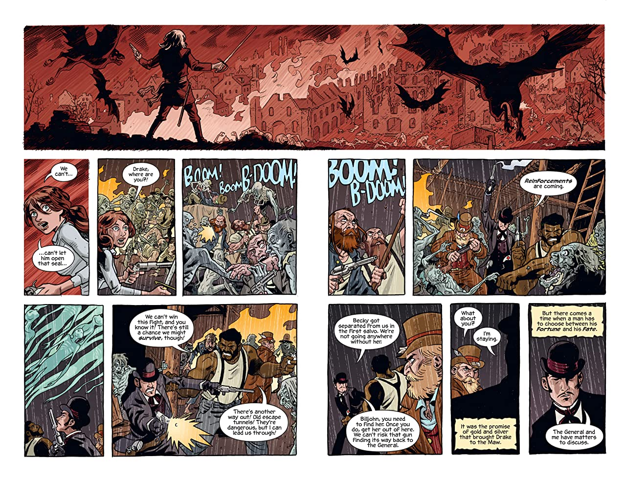 The Sixth Gun #6