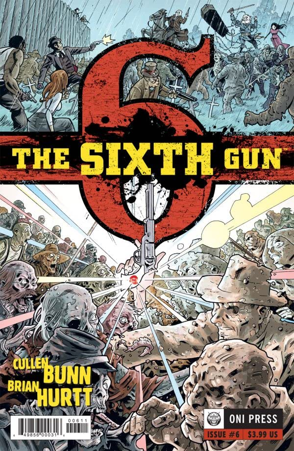 The Sixth Gun #6