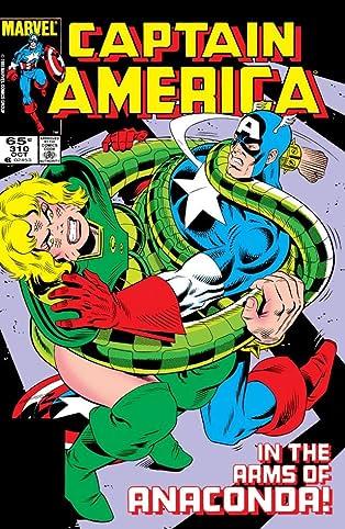 Captain America (1968-1996) #310