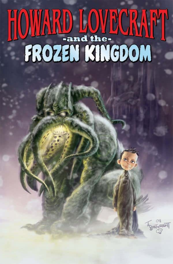 Howard Lovecraft and the Frozen Kingdom: Preview