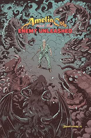 Amelia Cole #15: The Enemy Unleashed Part 3