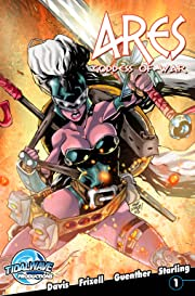 Ares: Goddess of War #1
