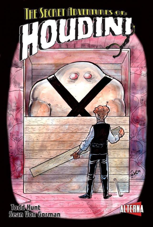 The Secret Adventures of Houdini: The Golem of Prague