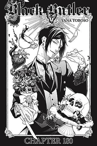 Black Butler #180