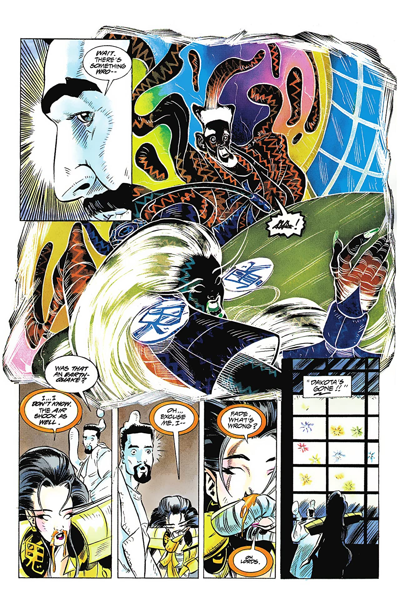 Blood Syndicate (1993-1995) #16