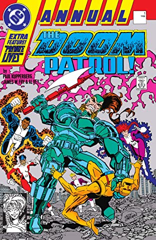 Doom Patrol (1987-1995) #1: Annual