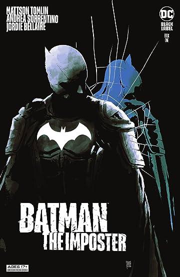 Batman: The Imposter (2021-) #1