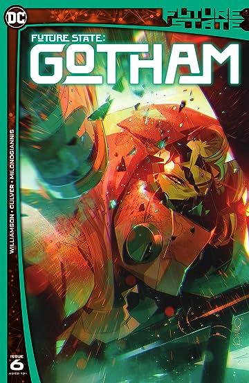Future State (2021-) #6: Gotham