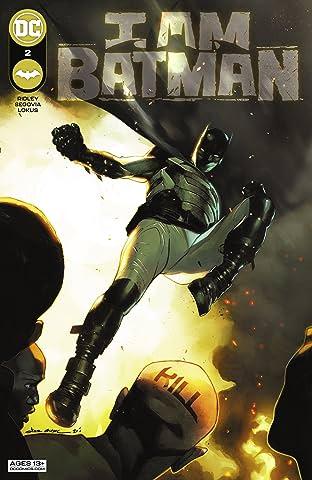 I Am Batman (2021-) #2