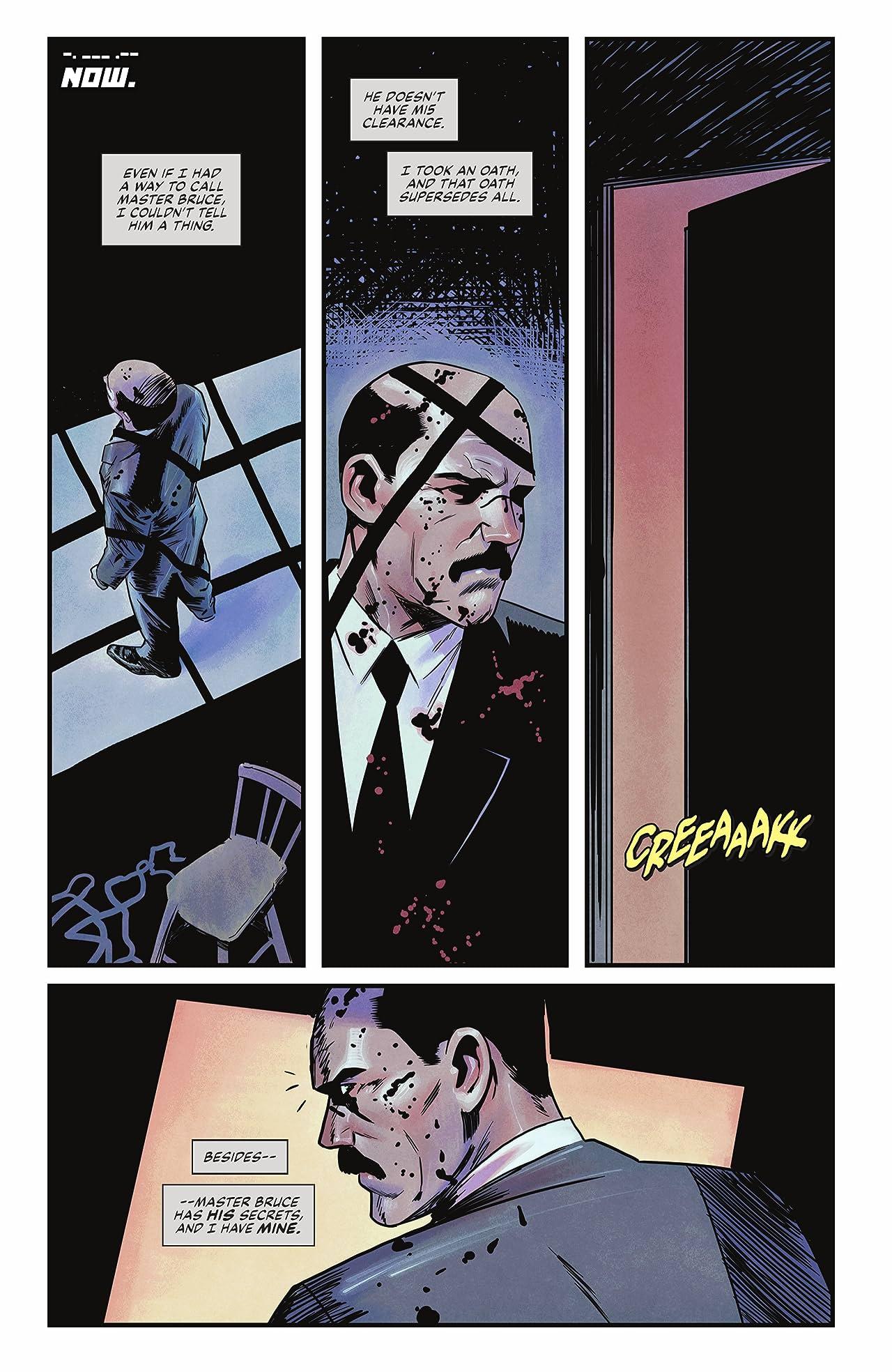 Pennyworth (2021-) #3