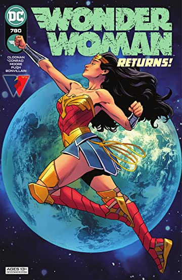 Wonder Woman (2016-) No.780