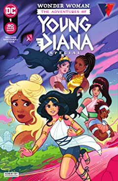 Wonder Woman: The Adventures of Young Diana Special (2021) #1