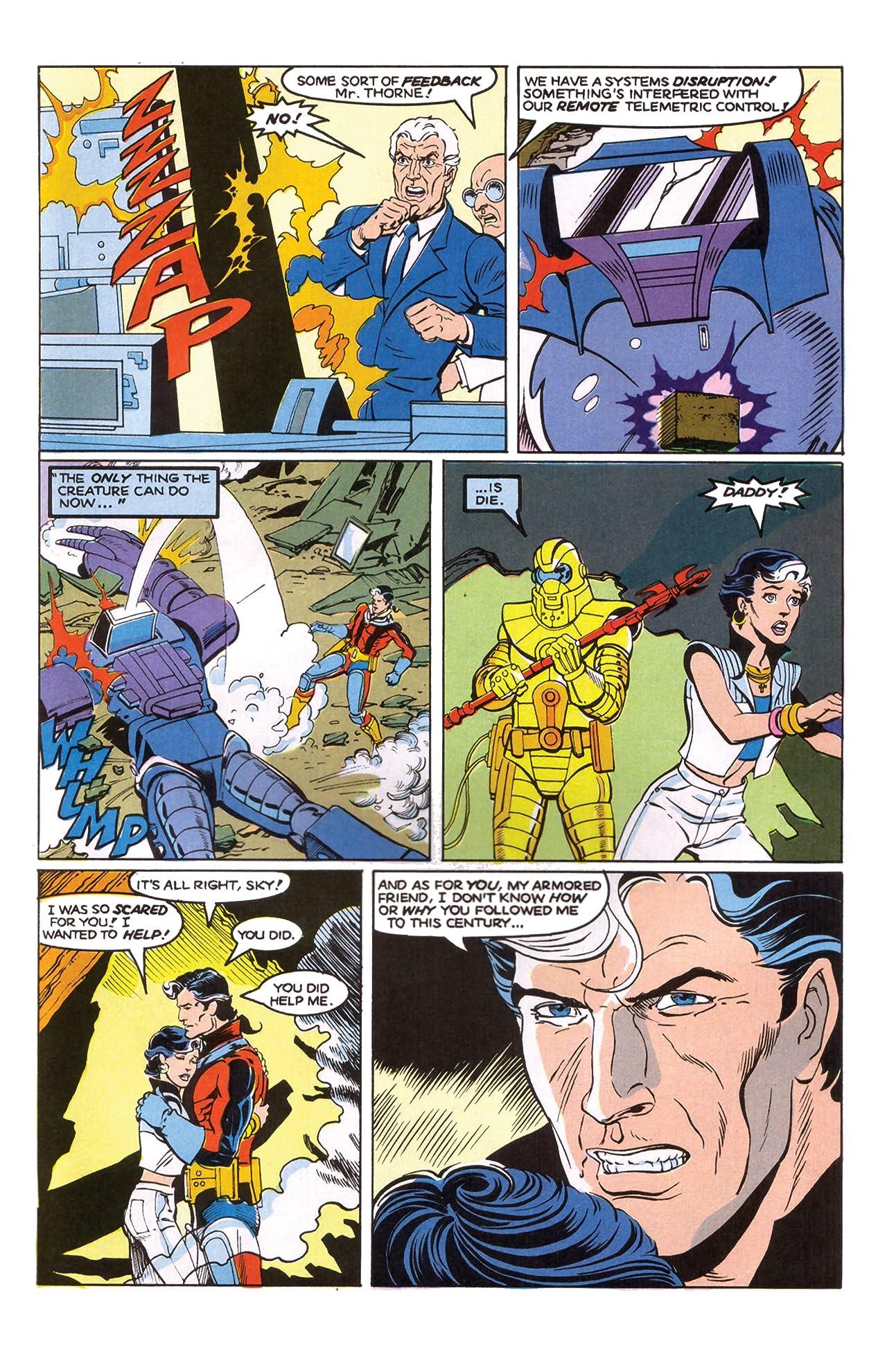 Heroic Spotlight  #4